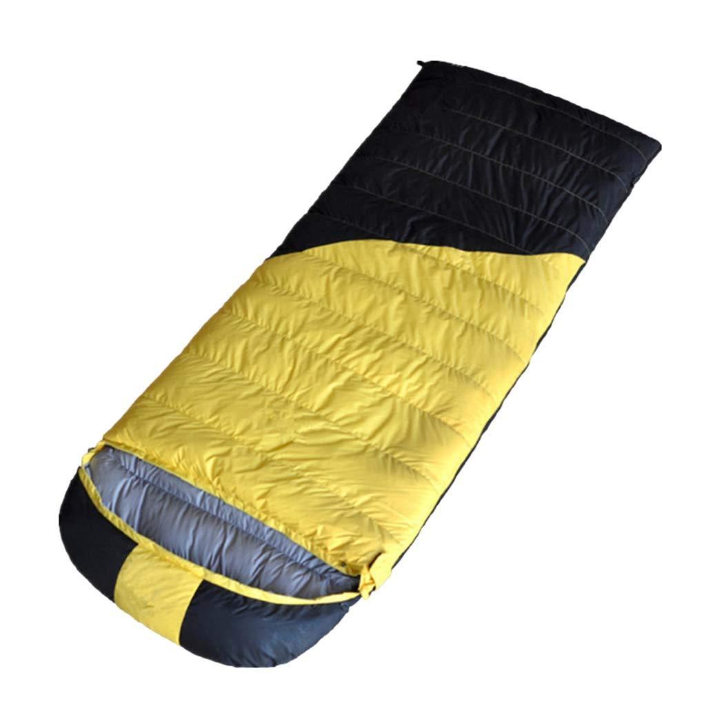 MISS&YG Warmer und Leichter Schlafsack-mit Einem Kompressionstasel, der für Reisen, Reisen, Reisen, Camping, Wandern, Indoor-und Outdoor-Aktivitäten geeignet ist B07PSLC8HW Schlafscke Sonderpreis aae79f