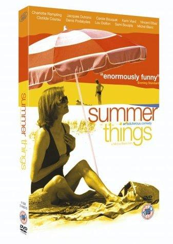 Summer Things (Embrassez Qui Vous Voudrez) [Region 2]