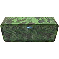 Insignia Portable Bluetooth Stereo Speaker with Power Bank - Camo - NS-SPBTBRICK-CM