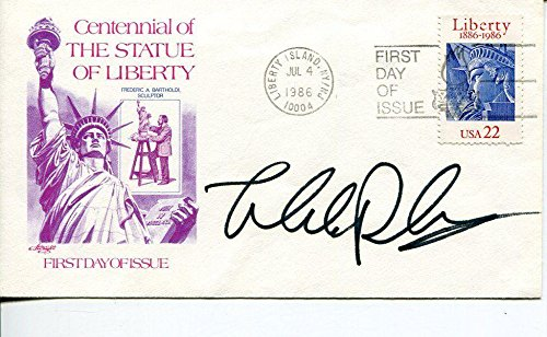 Itzhak Perlman Classical Music Conductor Violinist Rare Signed Autograph FDC