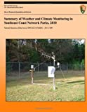 Summary of Weather and Climate Monitoring in Southeast Coast Network Parks 2010, Christina Wright and Emma Thompson, 1492787612