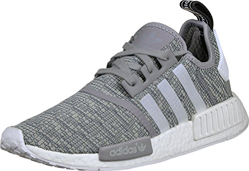 Adidas Nmd_r1 - Solid Grå Mørkegrå Lyng Solid Grå-fodtøj Hvid YQttZGPX