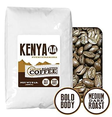 Kenya AA Nyeri Ichamara, Whole Bean, Fresh Roasted Coffee LLC. from Fresh Roasted Coffee