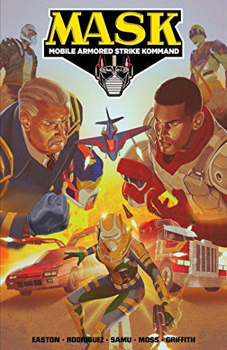 M.A.S.K. Mobile Armored Strike Kommand, Vol. 2 Rise of V.E.N.O.M. [Easton, Brandon - Rodriguez, David A.] (Tapa Blanda)