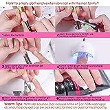 Makartt Nail Extension Gel Kit 30ml, Gel Builder