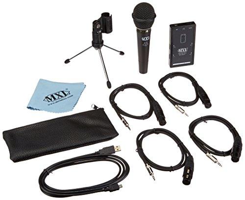 MXL Mic Mate Mini Mixer 1-Channel Audio Interface by MXL