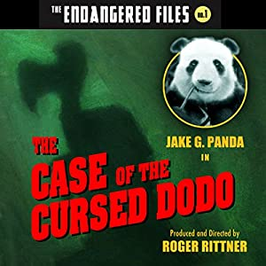 The Case of the Cursed Dodo Audiobook