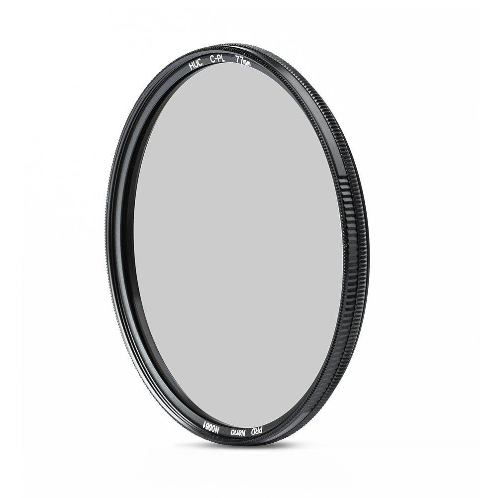 NiSi Multi Coated PRO Nano HUC C-PL Circular Polarizer Filter (67mm) by NiSi (Image #1)
