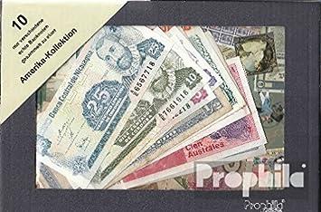 Prophila Billetes para coleccionistas: América 10 Diferentes Billetes: Amazon.es: Juguetes y juegos