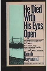 He Died With His Eyes Open Mass Market Paperback
