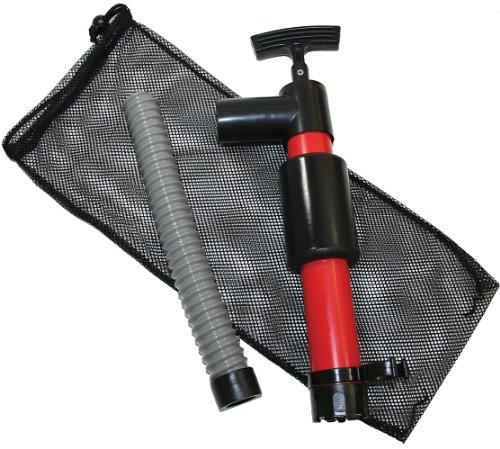 Bilge Pump Seasense - SeaSense Kayak Hand Pump 12-Inch with Floating Mesh Bag