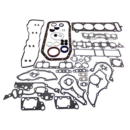 Kit Full Gasket Sohc (DNJ FGS9008M Full Gasket/Sealing Set 1983-1984 / Toyota/Celica, Pickup / 2.4L / SOHC / L4 / 8V / 2366cc / 22R, 22REC)