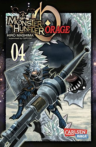 Monster Hunter Orage 4