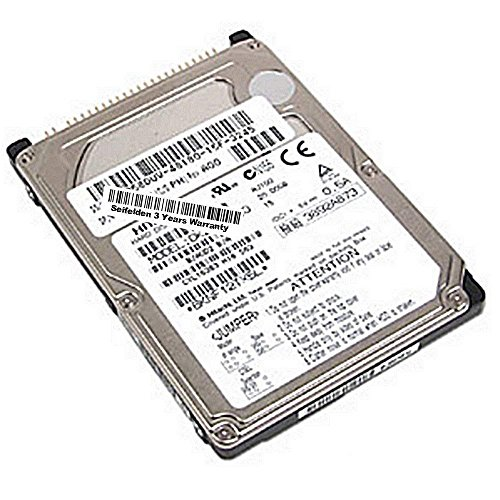 Seifelden 2.5in IDE/ATA Hard Drives 3 Year Warranty for Asus HP Dell Gateway Toshiba Gateway Acer Sony Samsung MSI Lenovo Asus IBM Compaq eMachines Laptop Mac PC (Renewed) (40GB IDE)