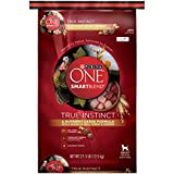 Purina ONE SmartBlend True Instinct With a Blend of Real Turkey & Venison Adult Adult Dry Food - (1) 27.5 lb. Bag