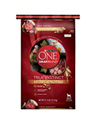 Purina ONE SmartBlend True Instinct With a Blend of Real Turk...