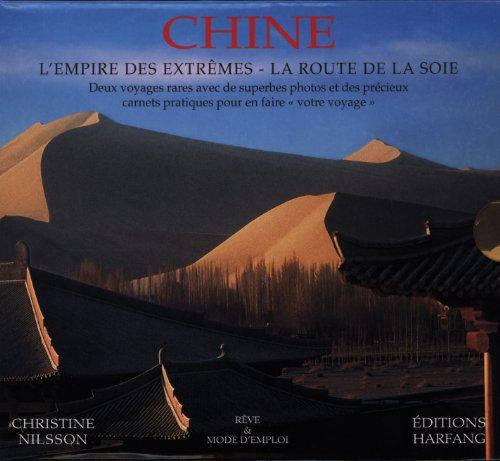 Chine : Coffret 2 volumes : L'Empire des extrêmes ; Route de la -