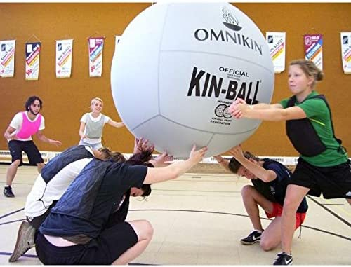 Balón Oficial KINBALL® 48 (1.22m) Color Gris: Amazon.es: Deportes ...