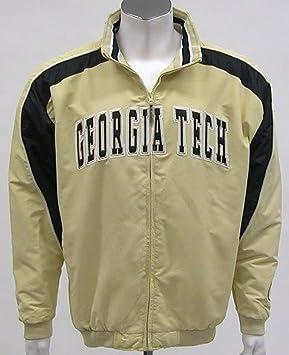 Georgia Tech YellowJacket Chaquetas 2010 Element Full Zip Jacket Chaqueta