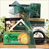 Cheese Board Treats: Gourmet Cheese Gift Basket