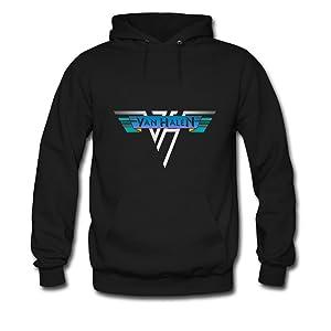 Van Halen 1978 Vintage Logo For men Printed Sweatshirt Pullover Hoody