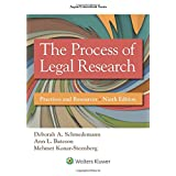 The Process of Legal Research: Practices and Resources