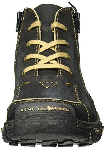 Rovers Unisex-Erwachsene Kurzschaft Stiefel Schwarz (Negro)