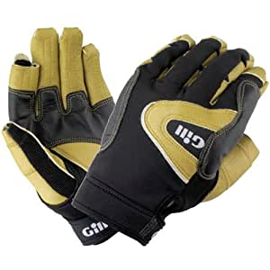 Gill Men's Pro Racer L/F Gloves Black XS