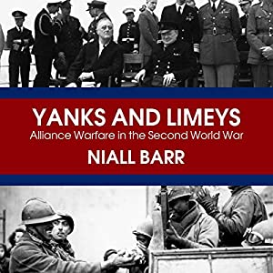 Yanks and Limeys Audiobook
