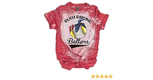 Softball bleached shirtSoftball Mom shirtBleached Shirt Softball Shirtvintage shirtBleached Laces Shirt Softball BaseballGame Shirt