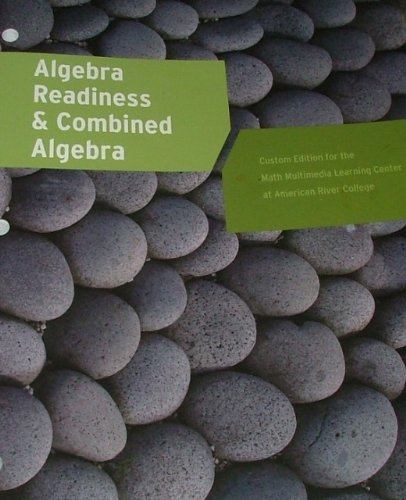 Thing need consider when find algebra readiness and combined algebra?