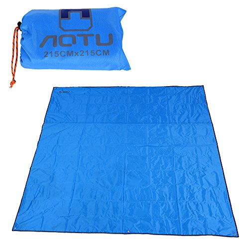 Tsonmall Camping Waterproof Footprint Groundsheet