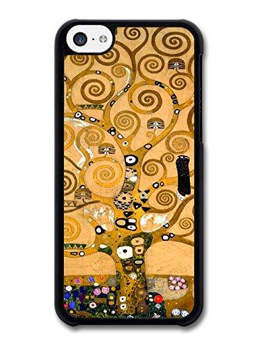 Tree of Life coque pour iPhone 5C Gustav Klimt painting