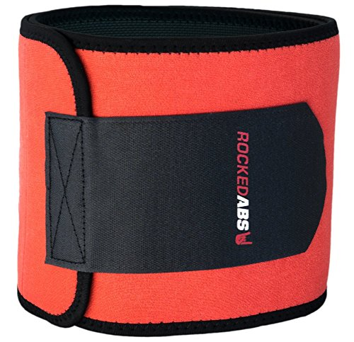 #1 Workout Waist Trimmer Belt for Men and Women - Pro Fitness...