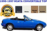 Mazda Miata Convertible Top and Glass Window | INSTALLATION VIDEO | COLOR CHOICE