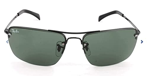 Amazon.com: Ray-Ban RB3607 - Gafas de sol, 61 mm: Shoes