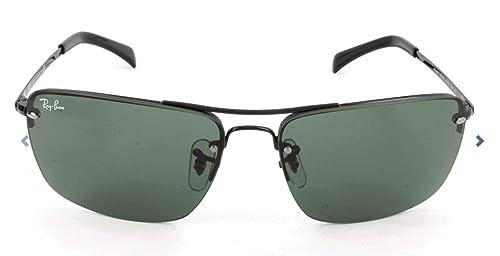 Amazon.com: Ray-Ban RB3607 - Gafas de sol, 61 mm: Shoes
