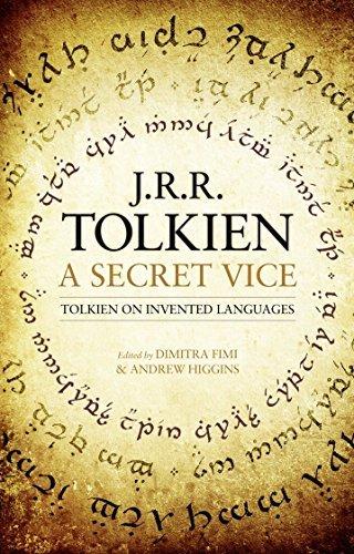 A Secret Vice by J. R. R. Tolkien (2016-02-11)