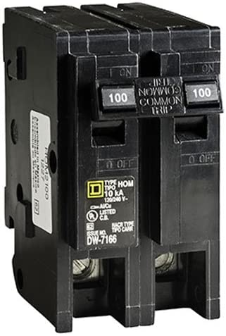 Square Schneider Electric HOM2100CP Homeline product image