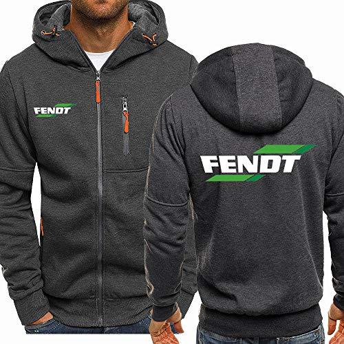 Heren Sweatshirt Capuchon Full Zip Jacket Winter Dikke Warme Uitloper Jassen Casual Plus Size Hoodie Sweatshirt Trui…