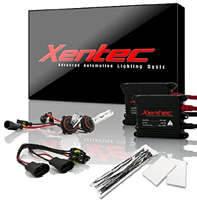 XENTEC Advanced Slim Alloy Ballast HID Xenon Kit
