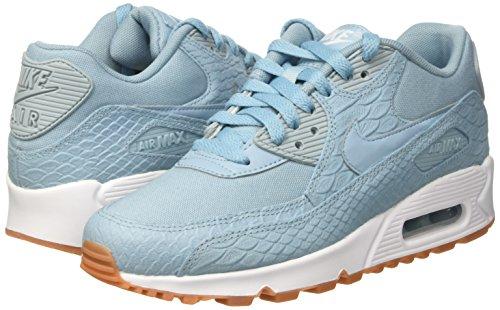 Prm Blue Scarpe Max 90 Nike Blue Ginnastica Donna Da gum mica Turchese Wmns mica Yellow qRtHxng7