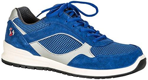 Seba 572CE Langsame Schuh S1P SRC, Kornblumenblau, Größe 47