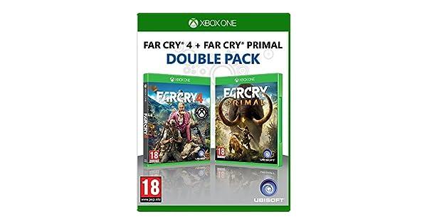 Compilación: Far Cry 4 + Far Cry Primal: Amazon.es: Videojuegos