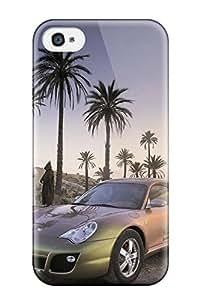 Excellent Design Porsche Image Case Cover For Iphone 4/4s