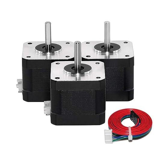S SMAUTOP Motor paso a paso 42, motores de impresora 3D ...