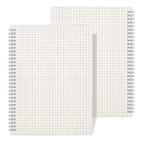 Rettacy Graph Paper Notebook