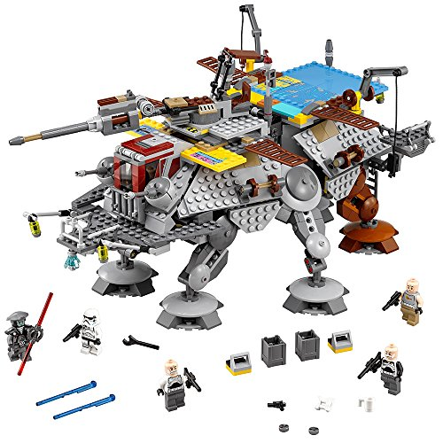 Rex Star Wars (LEGO Star Wars Captain Rex's AT-TE 75157 Star Wars Toy)