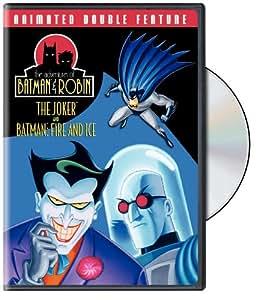 Adventures of Batman & Robin: The Joker/Fire & Ice