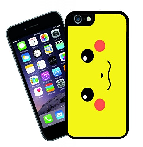 Pikachu - Pokemon - This cover will fit Apple model iPhone 7 (not 7 plus) - By Eclipse Gift Ideas